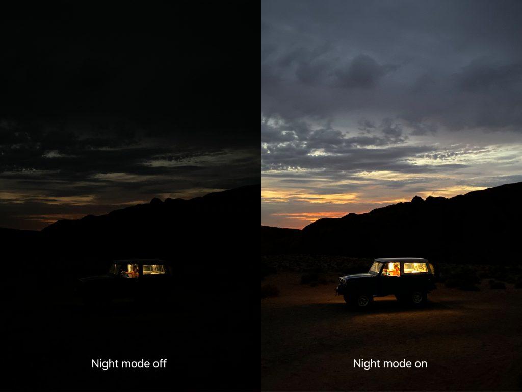 Modo Noche