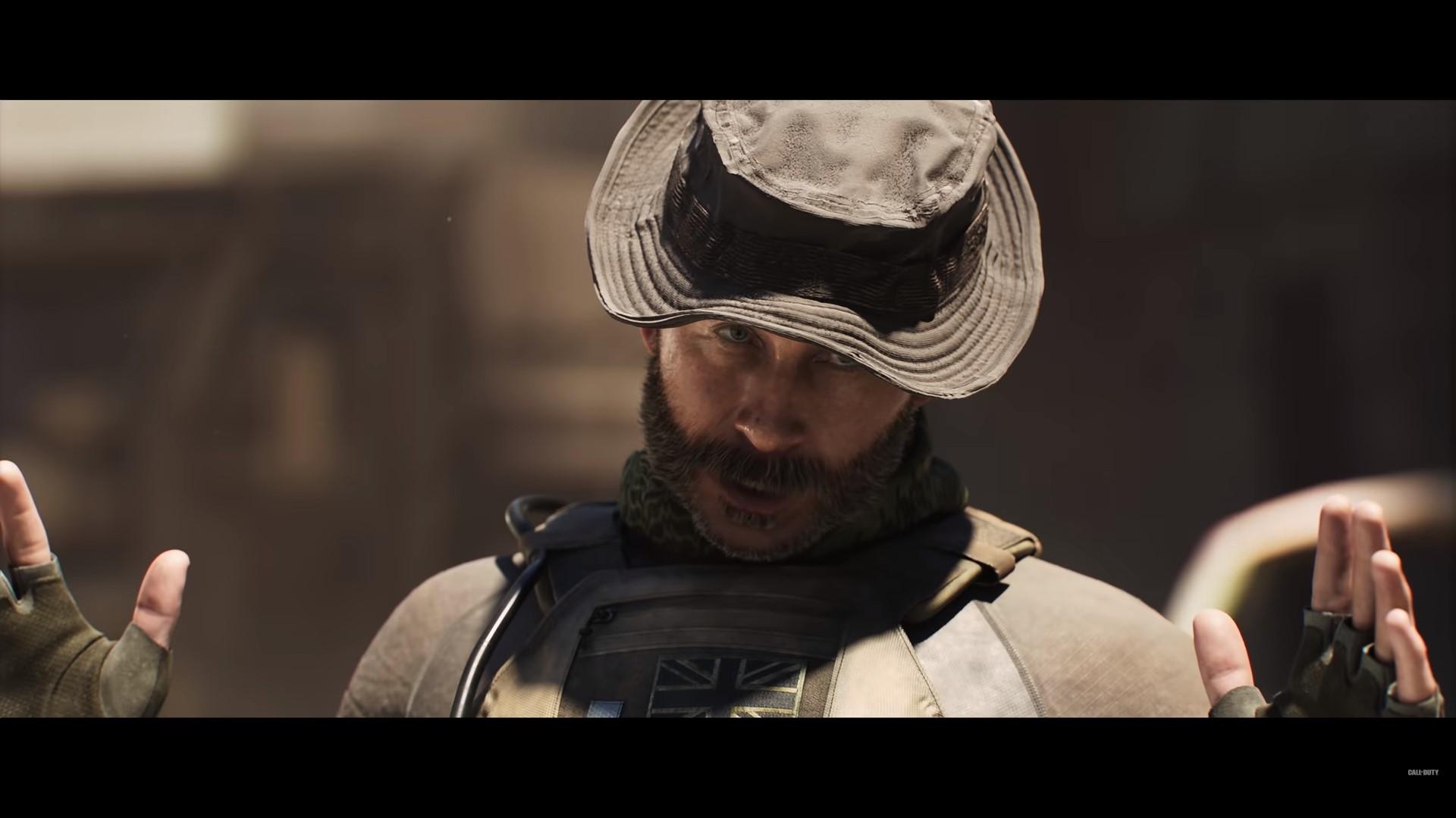 Nuevo Trailer Del Modo Historia De Call Of Duty Modern