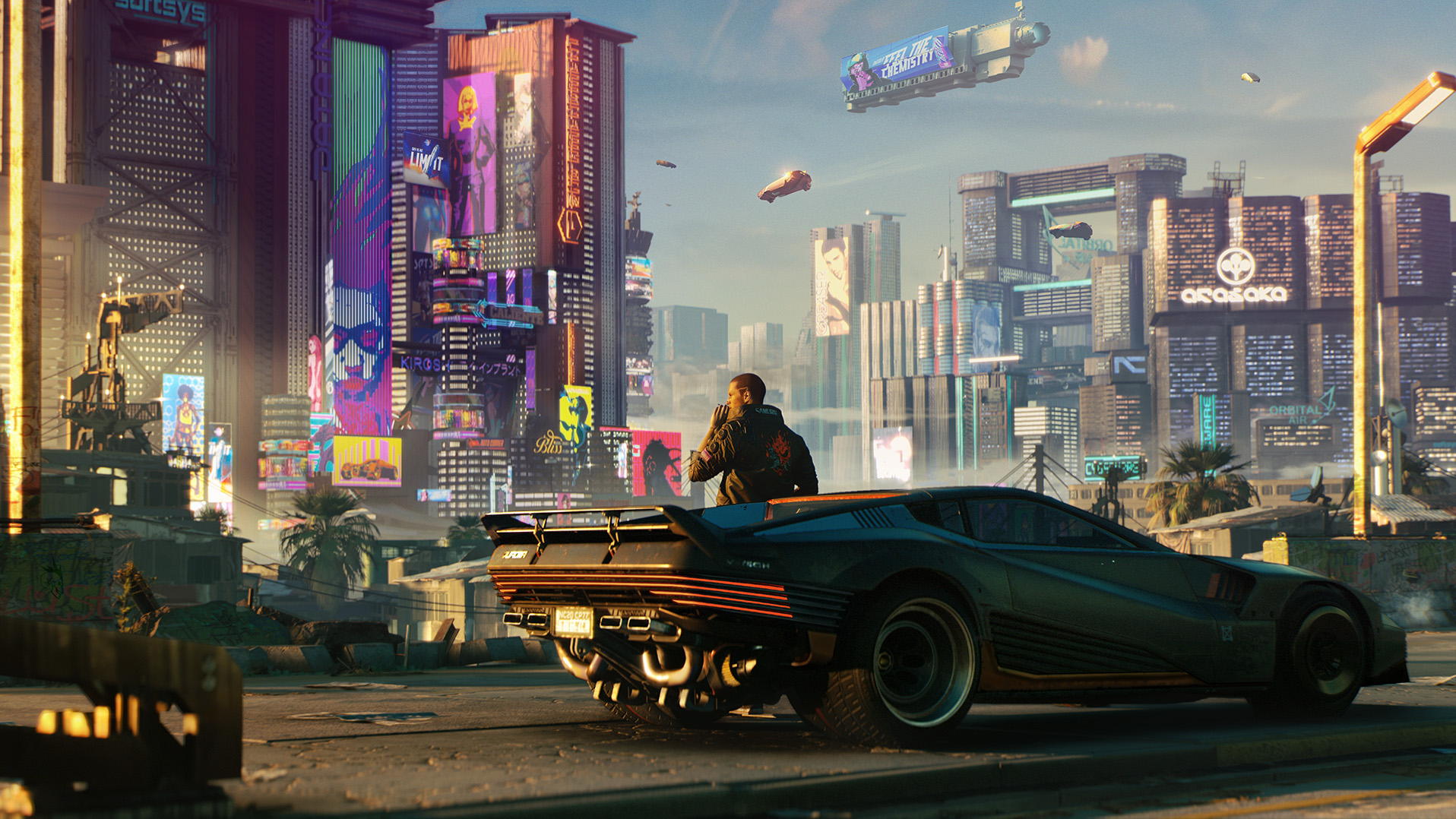 Cyberpunk 2077 revela nuevo gameplay y screenshots en la Tokio Game Show 2020 - Gaming Coffee