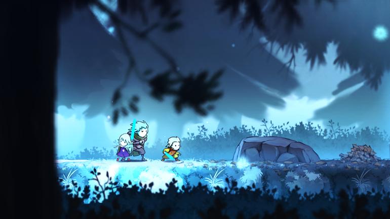 Greak: Memories of Azur, estará disponible a partir del 17 de agosto